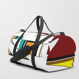 Dynamic and ststic Duffle Bag