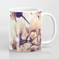 magnolia Mugs featuring Magnolia by Dena Brender Photography