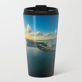 Miami, Florida Panorama Travel Mug
