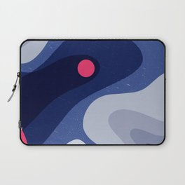 Dot | Happy modern Art Laptop Sleeve