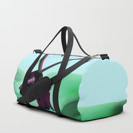 Relaxing in May with May - Shoes Stories Duffle Bag