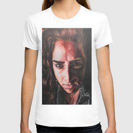 Fiery Gaze T-shirt