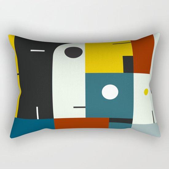 BAUHAUS AGE Rectangular Pillow