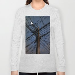 wires 02 Long Sleeve T-shirt