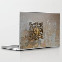 medieval Laptop & iPad Skins featuring Medieval Flair by Imaginibus