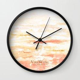 Somnium Wall Clock