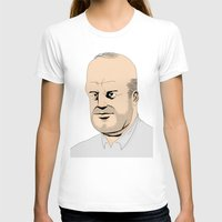 homer T-shirts featuring Homer by Miguel Villasanta