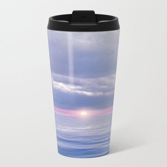 Pastel vibes 67 Metal Travel Mug