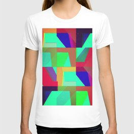 Colorful Truth. Green. T-shirt