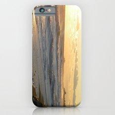 beach sunset iPhone 6s Slim Case
