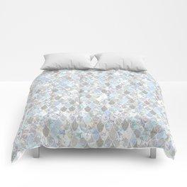 Holographic Mermaid Comforters