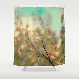 Nothing Lasts Forever Shower Curtain