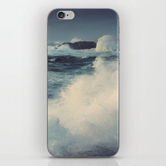 January Storm iPhone & iPod Skin