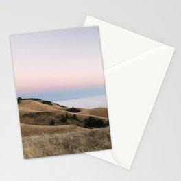Untitled Sunset #2 Stationery Cards