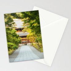 Nanzenji Temple in Kyoto, Japan Stationery Cards