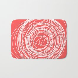 Nest of creativity Bath Mat