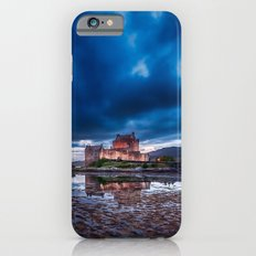 Dark Skies at Eilean Donan Castle iPhone 6s Slim Case