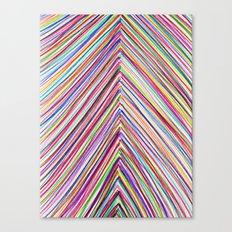 Marker Up (Kid Art) Canvas Print