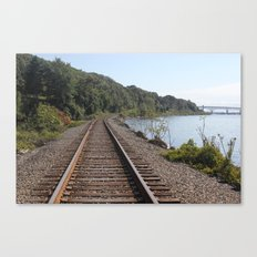 A little R&R Canvas Print