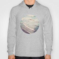 Ocean Waves Retro Hoody