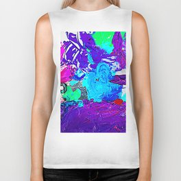 Edge of Dreams Biker Tank