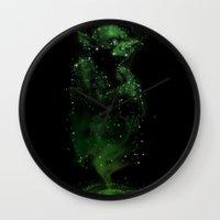jedi Wall Clocks featuring Jedi Constellation by OktopusSapiens