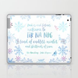 Welcome to Tir Na Nog Laptop & iPad Skin