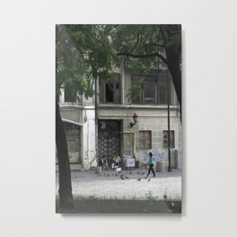 Bucharest V Metal Print