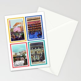 Four Seasons   Barnard Seasons Series Stationery Cards