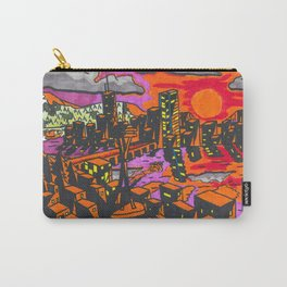 Space Needle Seattle Carry-All Pouch