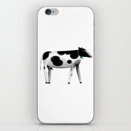 my lovely cow iPhone Skin