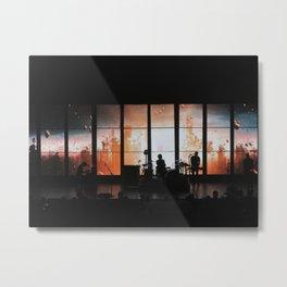Muse 1 Metal Print