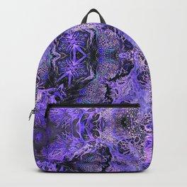 Violet Antlers Backpack