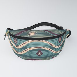 Swamp tribe Fanny Pack