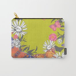 Flutterbies Carry-All Pouch