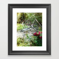 The Windy City 8 Framed Art Print