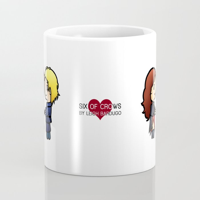 Nina x Matthias - Six of Crows / Crooked Kingdom (B) Coffee Mug