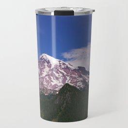 Mt Rainier, Washington Travel Mug