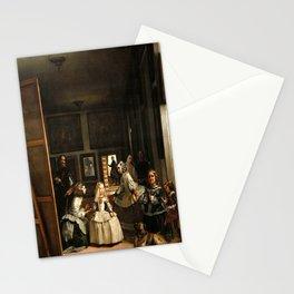 Diego Velazquez - Las Meninas Stationery Cards