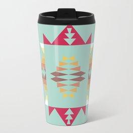 American Native Pattern No. 188 Travel Mug