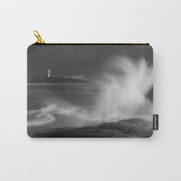 Rising in Moonlight Carry-All Pouch