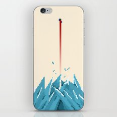 Fortress of Solitude Breakout iPhone & iPod Skin