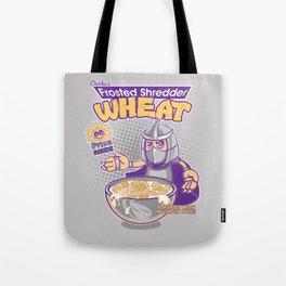 Shredder Wheat Tote Bag