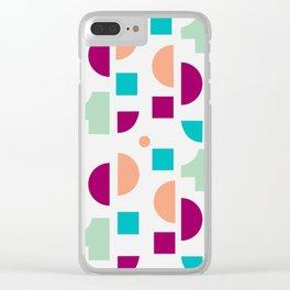 uno en un millo Clear iPhone Case