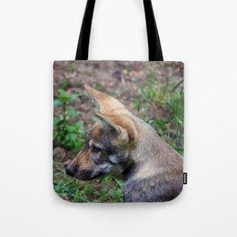 Canis Lupus Lupus II Tote Bag