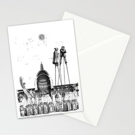 A human Theory about Heroicity in post Prometheus era Stationery Cards