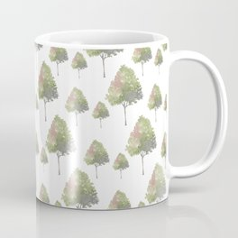 Watercolor Tree  Coffee Mug