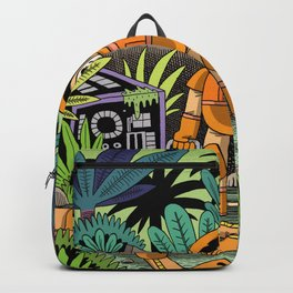 Lost contact Backpack