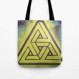 Penrosian Triad Tote Bag