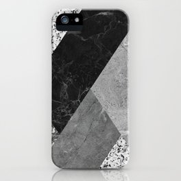 Marble and Granite Abstract iPhone Case